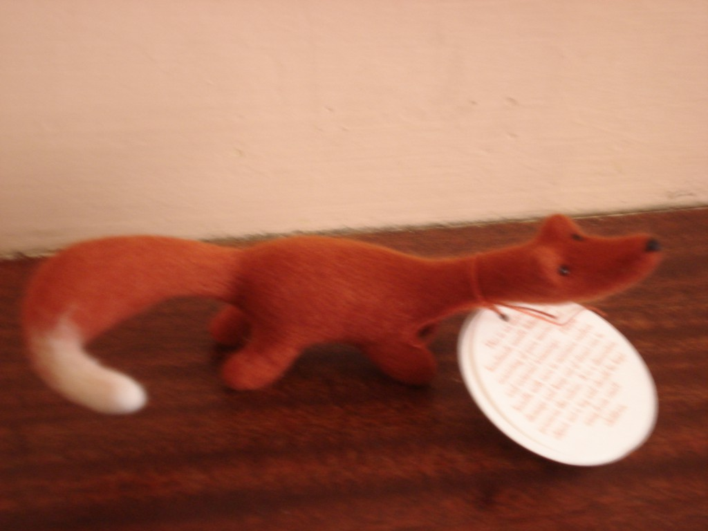 Felted squirrell 014