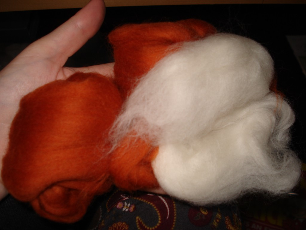 Felted squirrell 034