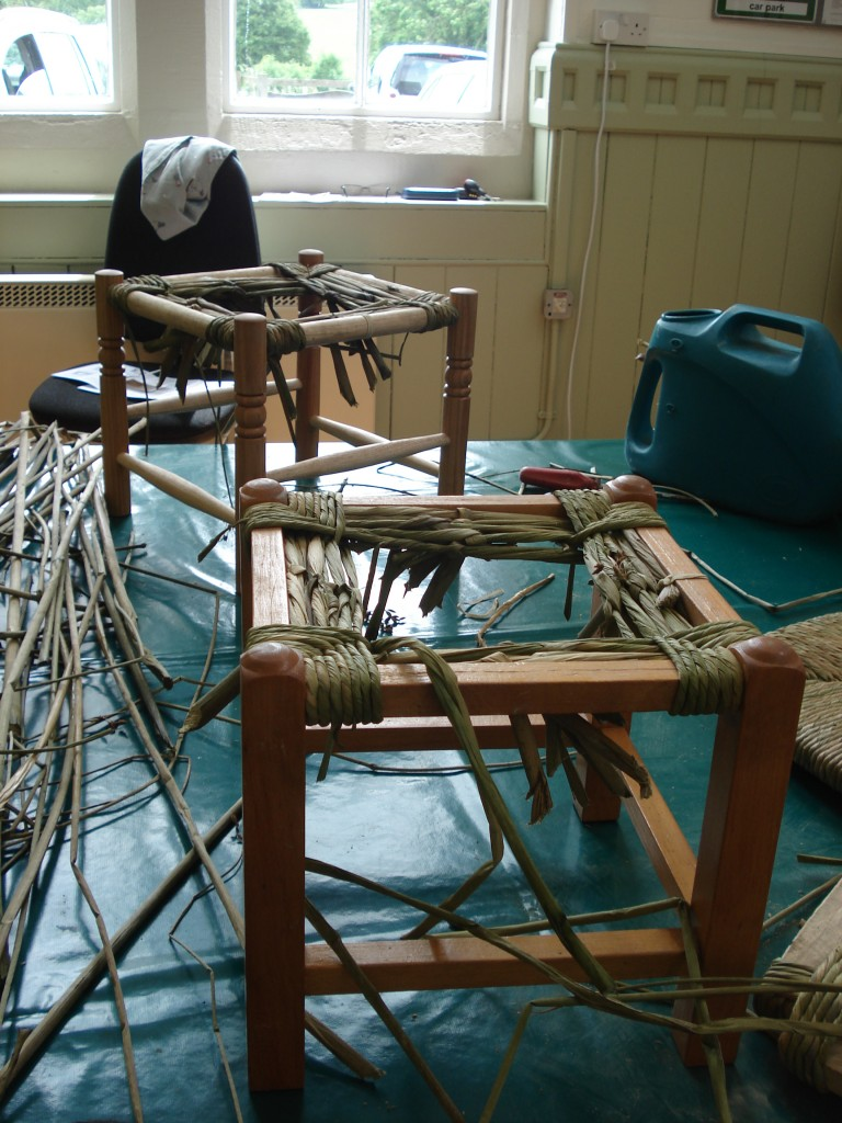Cain chair 011