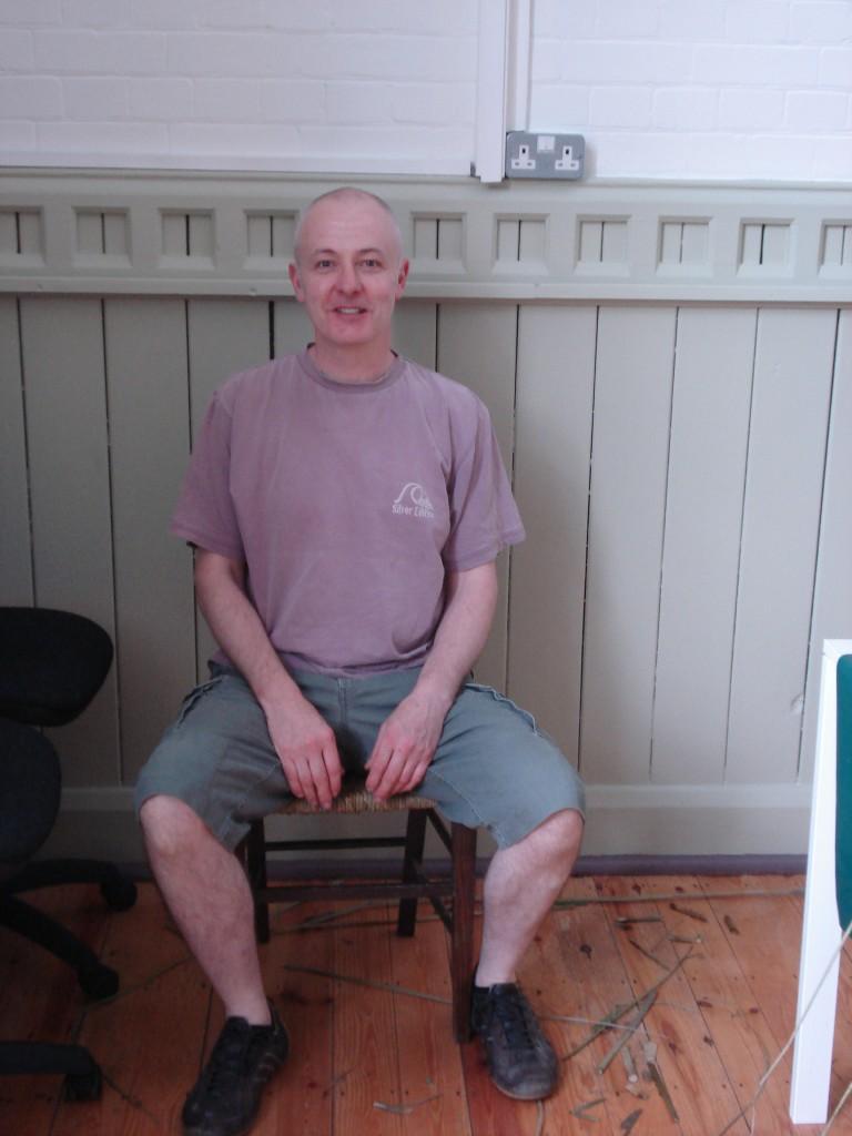 Cain chair 035