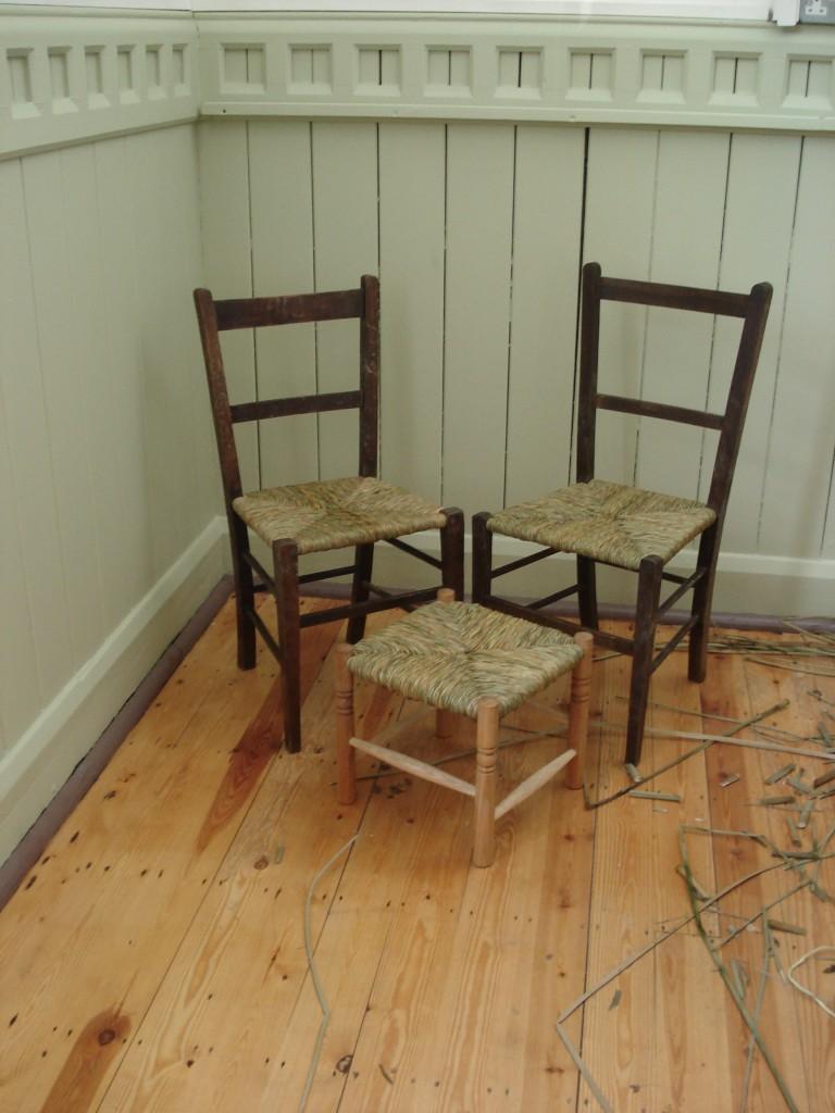 Cain chair 041
