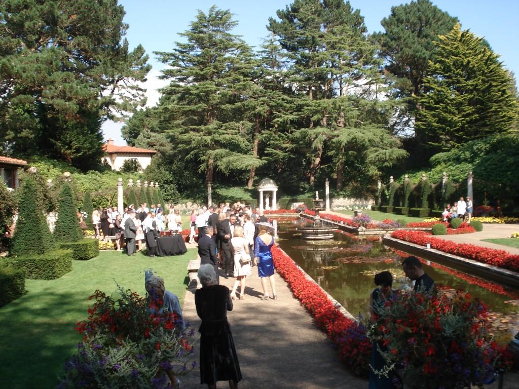 Adam's wedding, gardens and owls 119