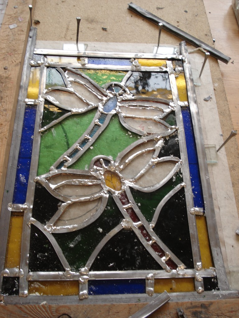 Stroud & Ardington glass 286