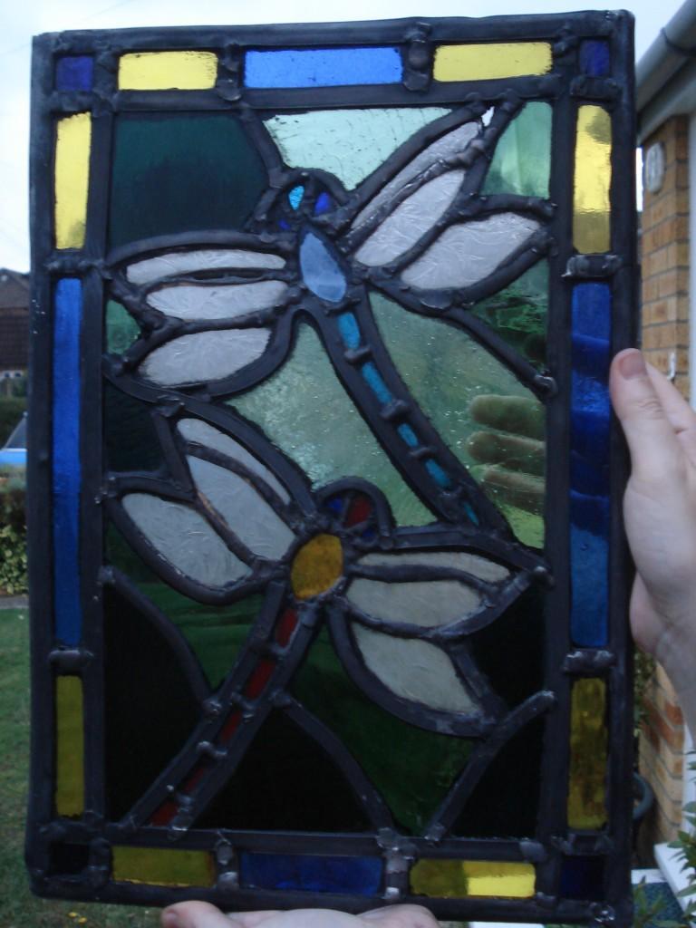 Stroud & Ardington glass 293