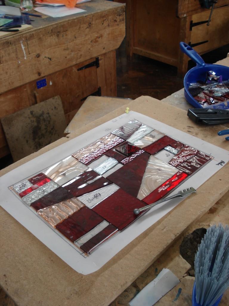 Stained glass John Mason 008