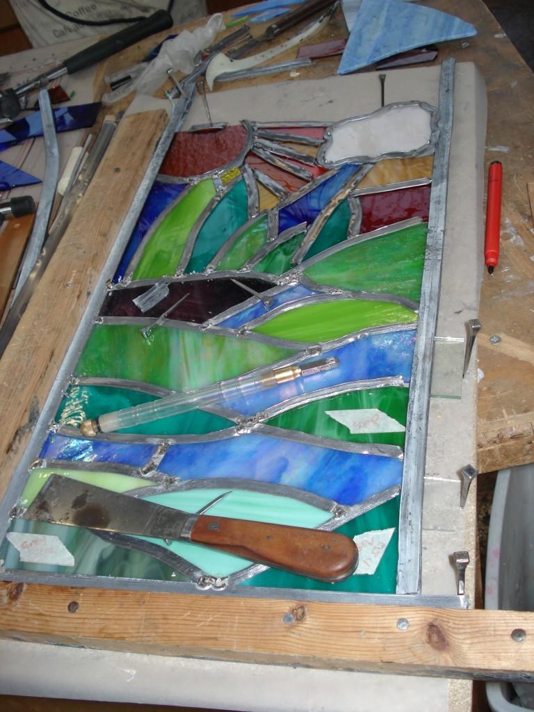 Stained glass John Mason 020