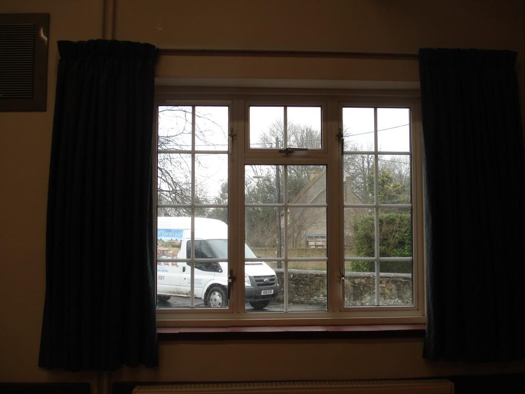 Second windowsill