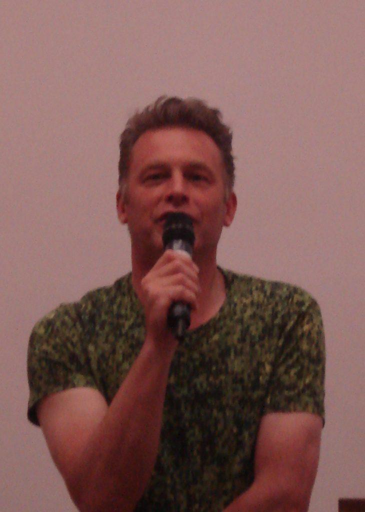 Chris Packham
