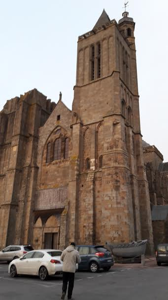 Dol cathedral